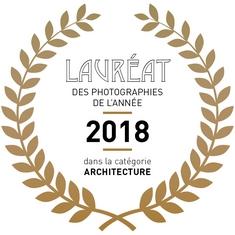 Lauréat catégorie architecture aux PDA